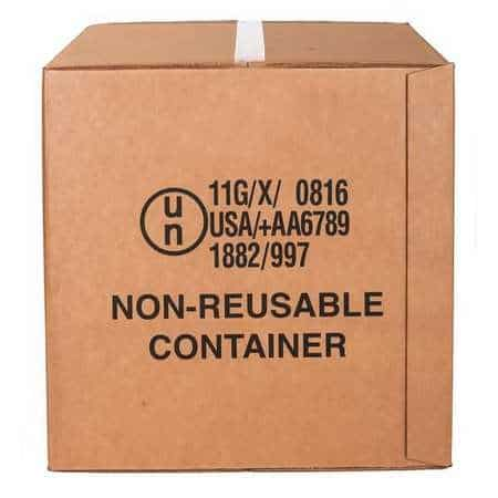 Cubic Yard Boxes with Liners