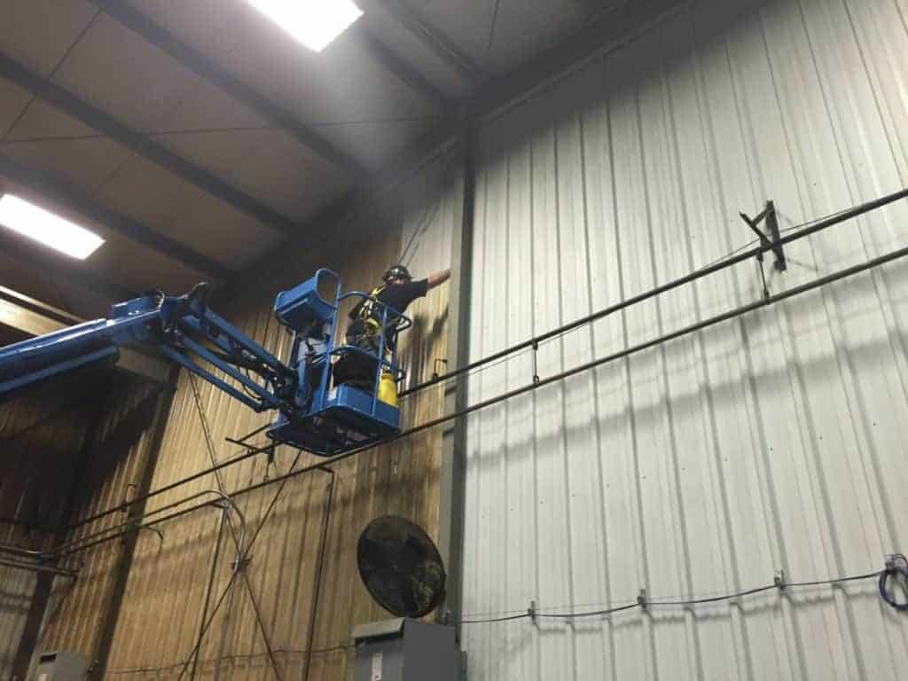 INDUSTRIAL AND COMMERCIAL PRESSURE WASHING